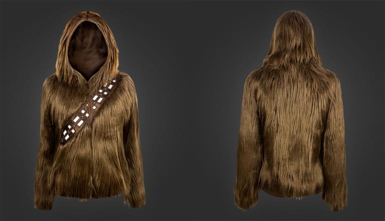 """I Am Chewie"" Chewbacca-Hoodie"