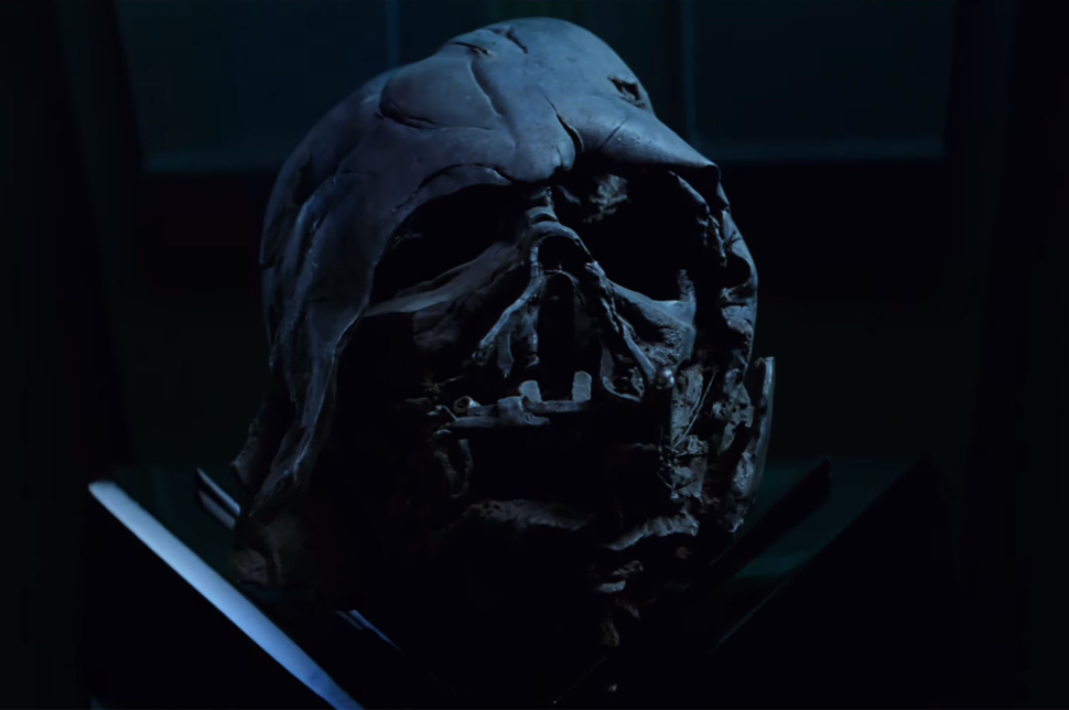 Relikt: Darth Vader Helm