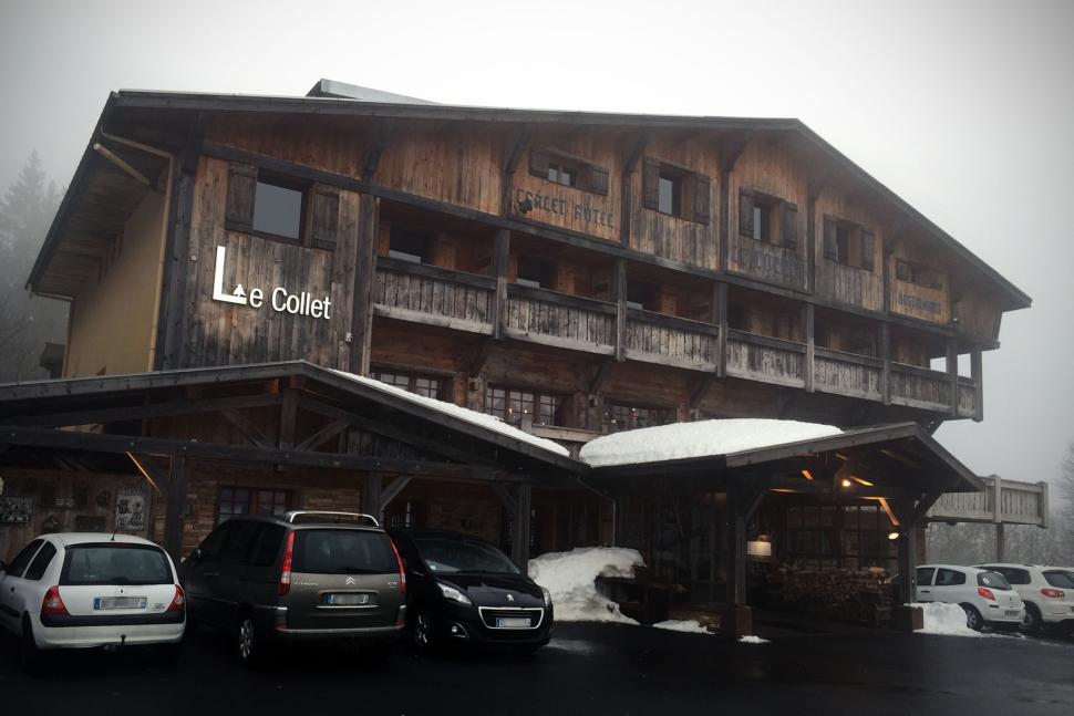 Chalet Hôtel Le Collet