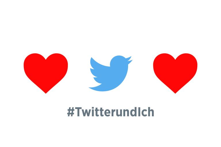 Love Twitter: Hashtag #TwitterundIch