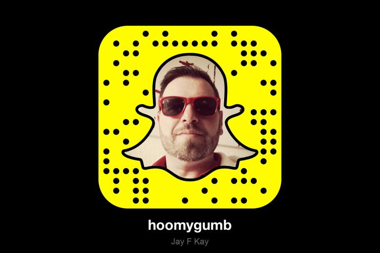 Snapcode: hoomygumb