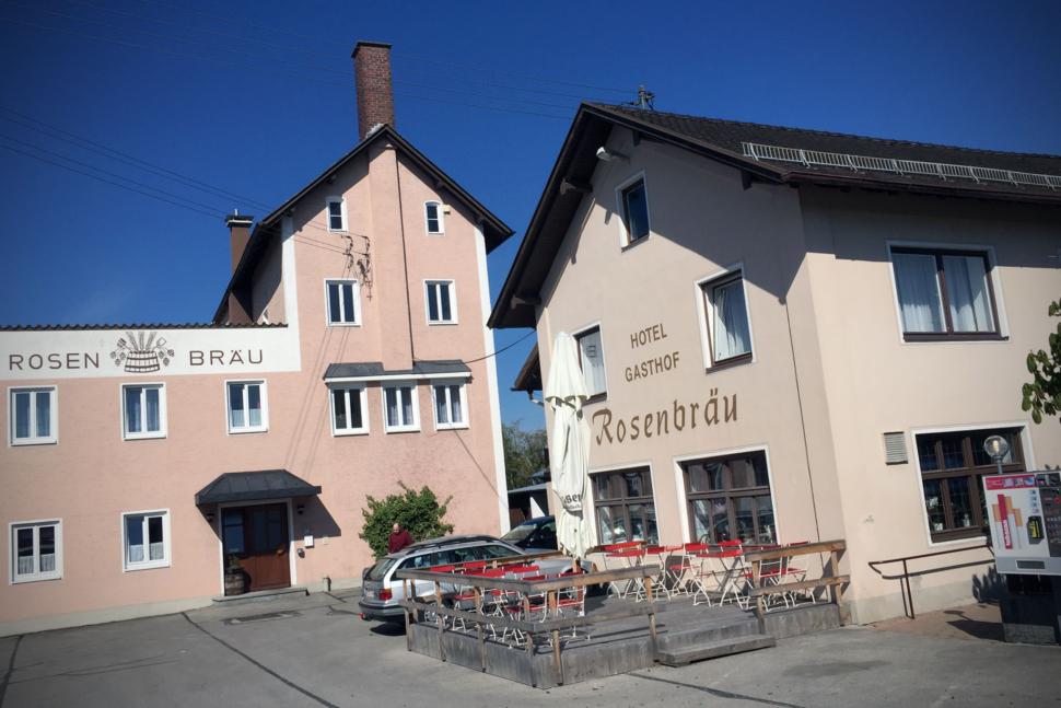 Hotel Gasthof Rosenbräu Türkheim