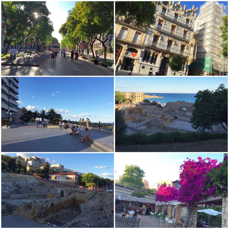 Tarragona Stadtbesichtigung Teil 2