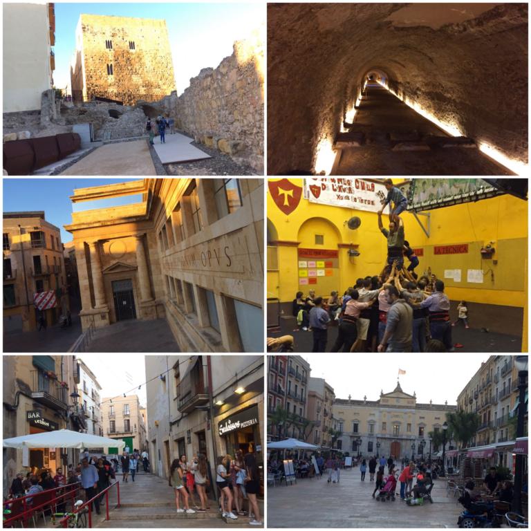 Tarragona Stadtbesichtigung Teil 3