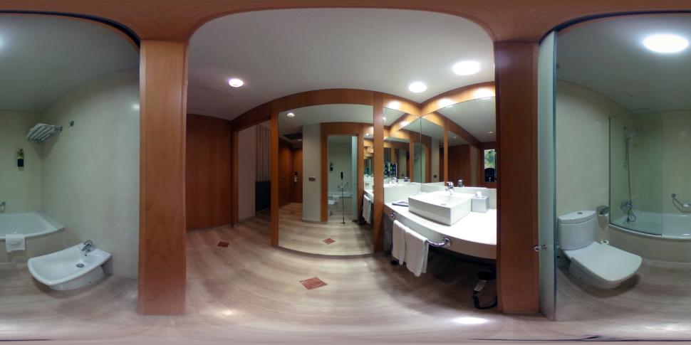 Hotel SB Ciutat de Tarragona, Badezimmer 229