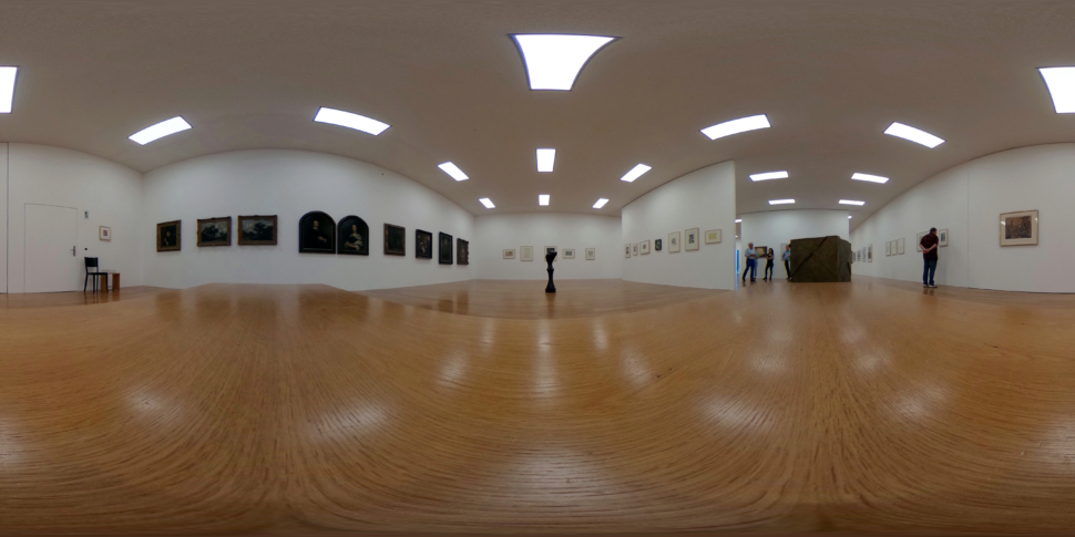 Ausstellungsraum Georg Malin