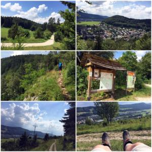 Impressionen Traufgang Ochsenbergtour