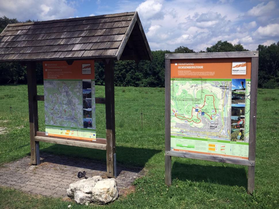 Traufgang Ochsenbergtour