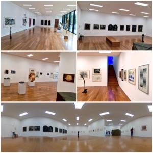 Ausstellung Georg Malin