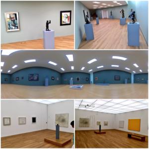 Ausstellung der Hilti Art Foundation