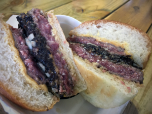 Bleecker Black Burger