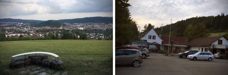 Aussichtspunkt Eichbühl & Schönblick im Schützenhaus
