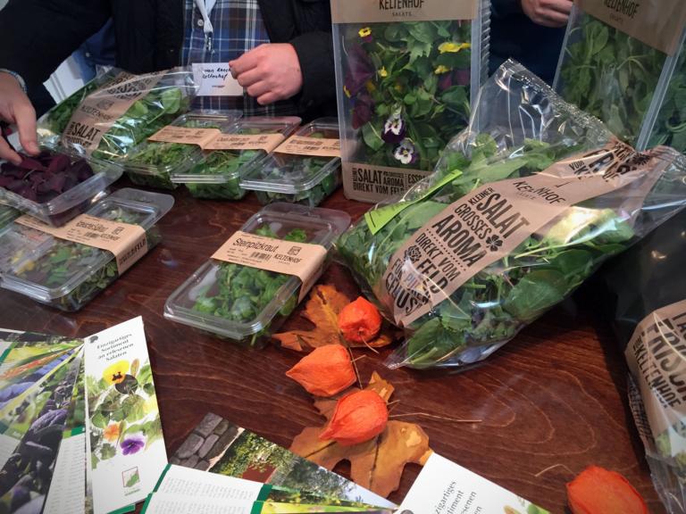 Salate vom Keltenhof