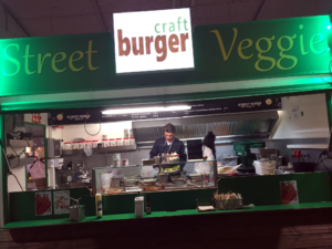 Craft Burger Street Veggie