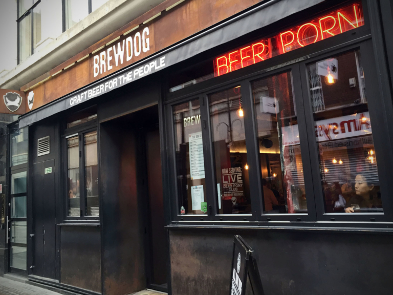 BrewDog Soho in London